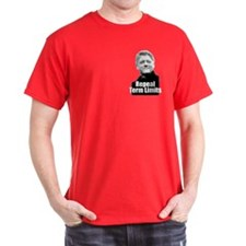 Bill Clinton Black T-Shirt
