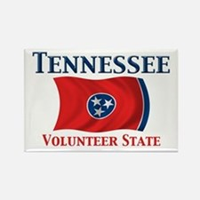 Tennessee Volunteer Rectangle Magnet