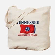 Tennessee Volunteer Tote Bag