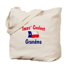 Coolest Texas Grandma Tote Bag