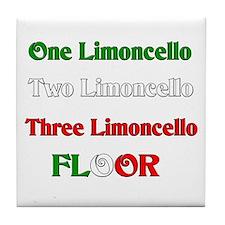 Limoncello Tile Coaster