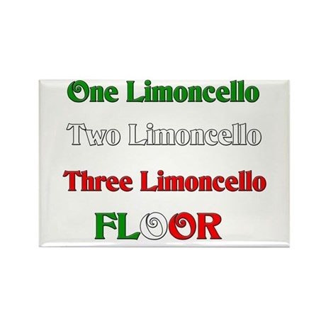 Limoncello Rectangle Magnet (10 pack)