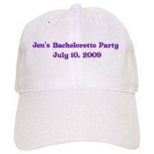 Jen's Bachelorette Party <br /> July 10, 2009 Baseball Cap