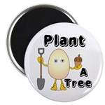 Arbor Day Magnet