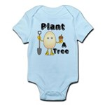 Arbor Day Infant Bodysuit