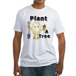 Arbor Day Fitted T-Shirt