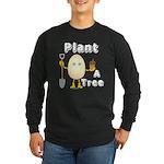Arbor Day Long Sleeve Dark T-Shirt