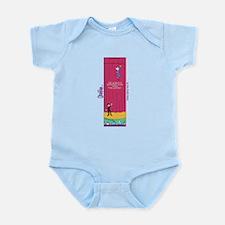 Cute Unitard Infant Bodysuit