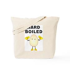 Hard Boiled Tote Bag