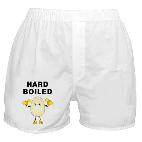Hard Boiled Boxer Shorts