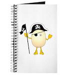Pirate Egghead Journal