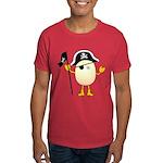 Pirate Egghead Dark T-Shirt