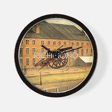 ABH Richmond Wall Clock