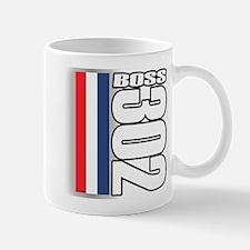 2-BOSS351rwb Mugs