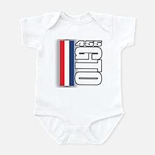 GTO RWB Infant Bodysuit