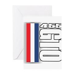 GTO RWB Greeting Card