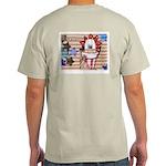 Americana 1: Home of the Brav Light T-Shirt