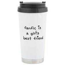 Fanfic Ceramic Travel Mug