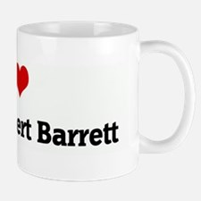 I Love Nick & Robert Barrett Mug