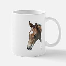 Cute American quarter horse Mug