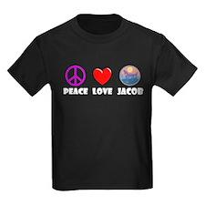 Peace Love Jacob T