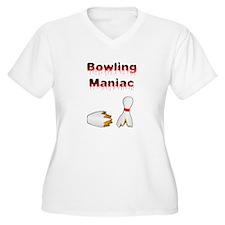 Bowling Maniac T-Shirt