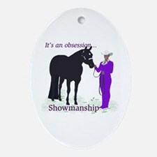 Cute Other sports Oval Ornament