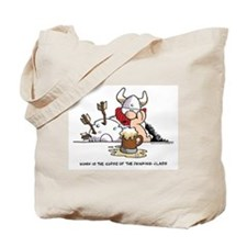 Cool Hagar the horrible Tote Bag