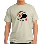 Corgi Smiles RHT Light T-Shirt