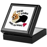 Corgi Smiles RHT Keepsake Box