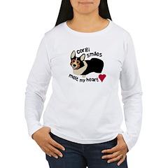 Corgi Smiles BHT T-Shirt