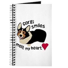 Corgi Smiles BHT Journal
