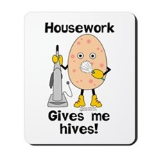 Housework Mousepad