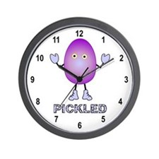 Pickled Egg Wall Clock