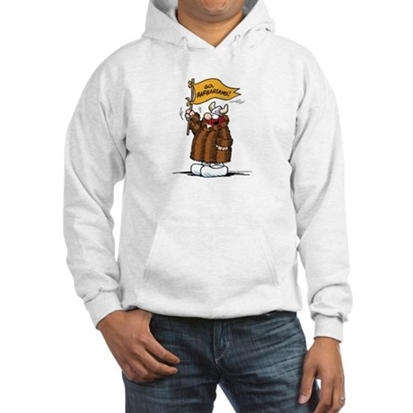 Go Barbarians! Hooded Sweatshirt