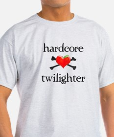 "Twilight ""Hardcore Twilighter"" T-Shirt"