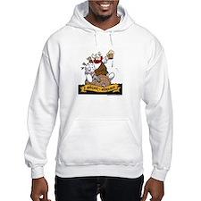 Hagar on Keg Hooded Sweatshirt