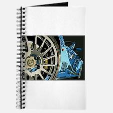 Cute Morgan car Journal