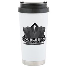 DoubleBear Logo Ceramic Travel Mug