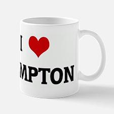 I Love COMPTON Mug