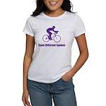 Team Different Spokes Women's T-Shirt