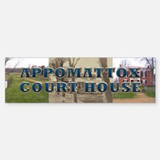 ABH Appomattox Bumper Bumper Sticker