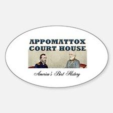 ABH Appomattox Sticker (Oval)