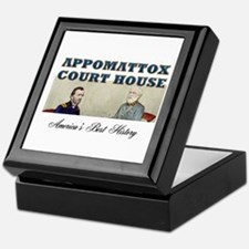 ABH Appomattox Keepsake Box