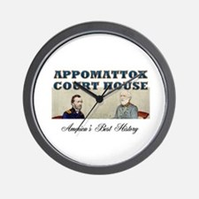 ABH Appomattox Wall Clock