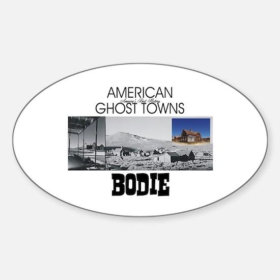 ABH Bodie Sticker (Oval)