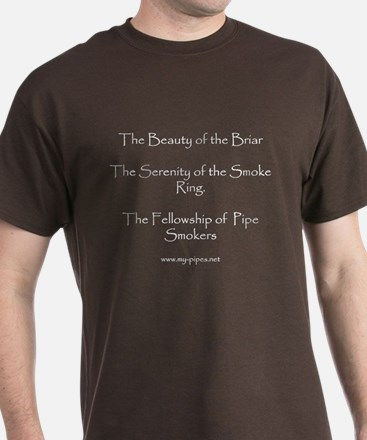 The Beauty of the Briar... T-Shirt