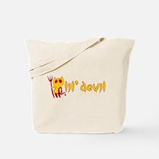 lil' devil Tote Bag