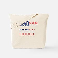 Funny Donovan Tote Bag
