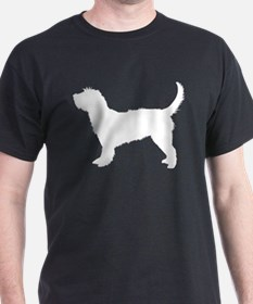 Grand Basset G V Black T-Shirt
